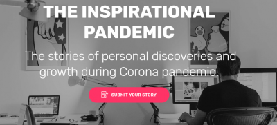 The inspirational pandemic